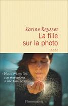 """Couverture du livre : """"La fille sur la photo"""""""
