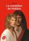 """Couverture du livre : """"Le comédien de Molière"""""""