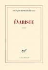 """Couverture du livre : """"Évariste"""""""