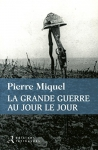 """Couverture du livre : """"La Grande guerre au jour le jour"""""""