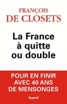 """Couverture du livre : """"La France à quitte ou double"""""""