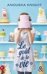 """Couverture du livre : """"Le goût de la vie"""""""