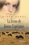 """Couverture du livre : """"La ferme de Bonne-Espérance"""""""