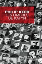 """Couverture du livre : """"Les ombres de Katyn"""""""