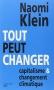 """Couverture du livre : """"Tout peut changer"""""""
