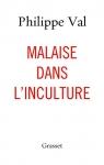 """Couverture du livre : """"Malaise dans l'inculture"""""""
