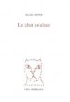 """Couverture du livre : """"Le chat couleur"""""""