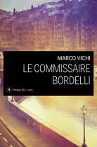 """Couverture du livre : """"Le commissaire Bordelli"""""""