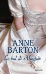 """Couverture du livre : """"Le bal de Mayfair"""""""