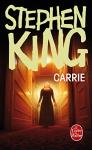"""Couverture du livre : """"Carrie"""""""