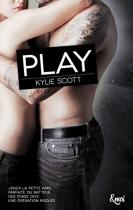 """Couverture du livre : """"Play"""""""