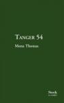 """Couverture du livre : """"Tanger 54"""""""