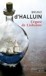 """Couverture du livre : """"L'égaré de Lisbonne"""""""