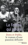 """Couverture du livre : """"La femme qui pleure"""""""