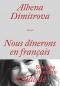 """Couverture du livre : """"Nous dînerons en français"""""""