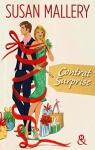 """Couverture du livre : """"Contrat surprise"""""""