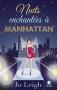 """Couverture du livre : """"Nuits enchantées à Manhattan"""""""