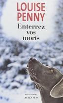 """Couverture du livre : """"Enterrez vos morts"""""""