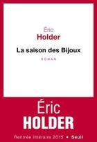 """Couverture du livre : """"La saison des Bijoux"""""""