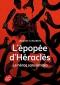 """Couverture du livre : """"L'épopée d'Héraclès"""""""