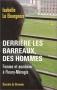 """Couverture du livre : """"Derrière les barreaux"""""""