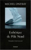 """Couverture du livre : """"Esthétique du pôle Nord"""""""