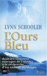 """Couverture du livre : """"L'ours bleu"""""""