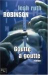 """Couverture du livre : """"Goutte à goutte"""""""