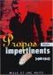"""Couverture du livre : """"Propos impertinents, 1906-1914"""""""