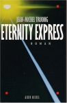 """Couverture du livre : """"Eternity express"""""""