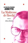 """Couverture du livre : """"La maîtresse de Brecht"""""""