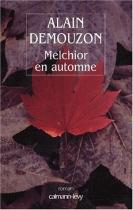 """Couverture du livre : """"Melchior en automne"""""""