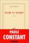 """Couverture du livre : """"Sucre et secret"""""""