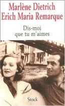 """Couverture du livre : """"Dis-moi que tu m'aimes"""""""