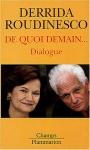 """Couverture du livre : """"De quoi demain"""""""