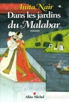 """Couverture du livre : """"Dans les jardins du Malabar"""""""