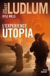"""Couverture du livre : """"L'expérience Utopia"""""""