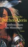 """Couverture du livre : """"L'embouchure du Mississipy"""""""