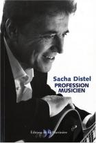 """Couverture du livre : """"Profession musicien"""""""