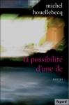 """Couverture du livre : """"La possibilité d'une île"""""""