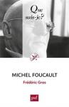 """Couverture du livre : """"Michel Foucault"""""""