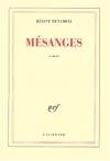"""Couverture du livre : """"Mésanges"""""""