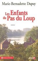 """Couverture du livre : """"Les enfants du Pas du Loup"""""""