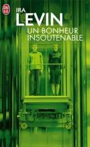 """Couverture du livre : """"Un bonheur insoutenable"""""""