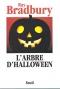 """Couverture du livre : """"L'arbre d'Halloween"""""""