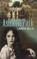 """Couverture du livre : """"Ashford Park"""""""