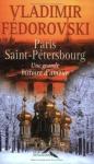 """Couverture du livre : """"Paris-Saint-Pétersbourg"""""""