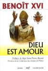 """Couverture du livre : """"Dieu est amour"""""""