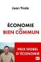"""Couverture du livre : """"Économie du bien commun"""""""