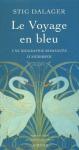 """Couverture du livre : """"Le voyage en bleu"""""""
